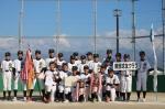 カルチェ杯 優勝! vs城北・栄中学校